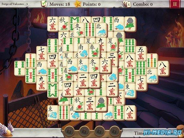 Heaven of Rome Mahjong (2020) ENG