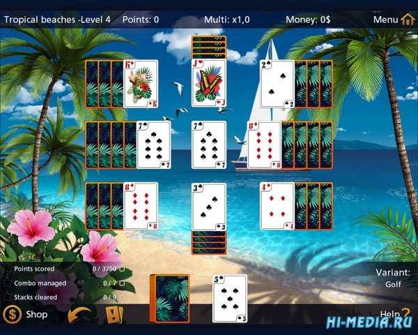 Solitaire Holiday Season (2020) ENG