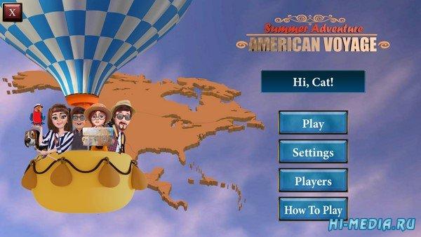 Summer Adventure 5: American Voyage (2020) ENG