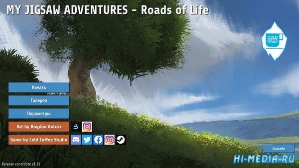 My Jigsaw Adventures: Roads of Life (2020) RUS
