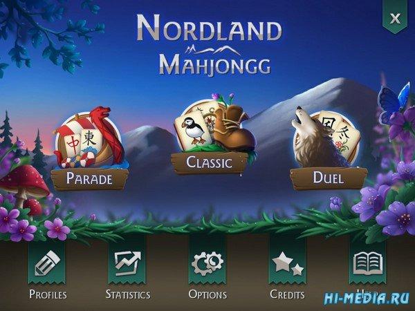 Nordland Mahjongg (2020) ENG