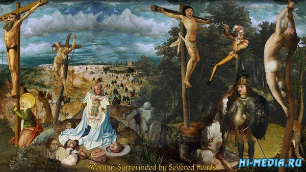 The Procession to Calvary (2020) ENG