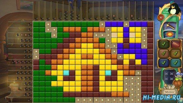 Fantasy Mosaics 41: Wizard's Realm (2020) ENG