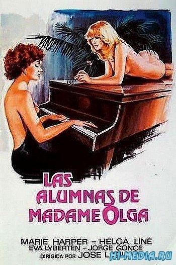 Ученицы мадам Ольги / Las Alumnas De Madame Olga (1981) DVB-T2Rip