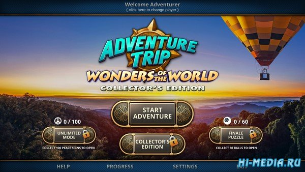 Adventure Trip 2: Wonders of the World Collector's Edition (2020) ENG