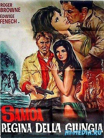 Самоа – королева джунглей / Samoa, regina della giungla (1968) DVDRip