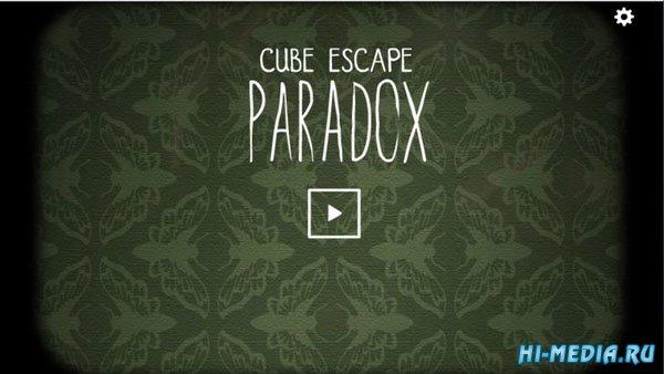 Cube Escape: Paradox (2018) RUS