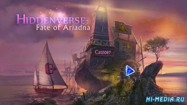 Hiddenverse 8: Fate of Ariadna (2020) ENG