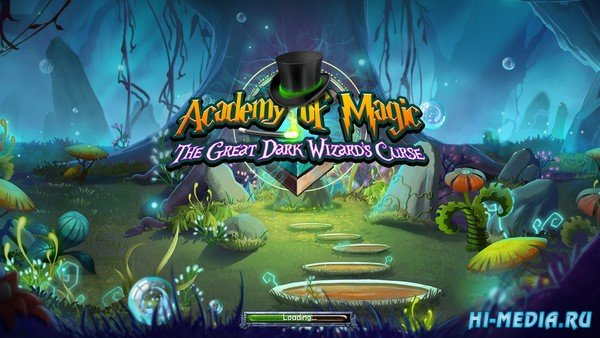 Academy of Magic: The Great Dark Wizards Curse (2020) ENG