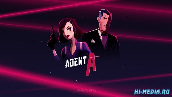 Agent A: A puzzle in disguise (2019) RUS