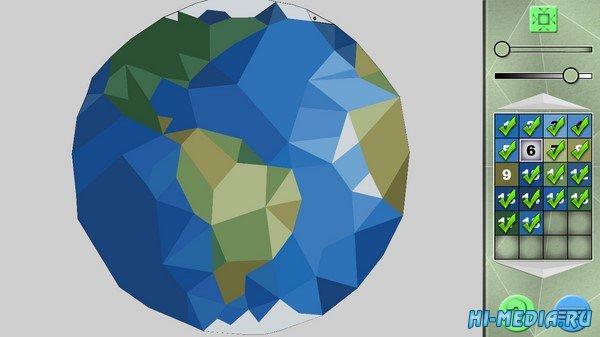 Polygon Art 3 (2020) RUS