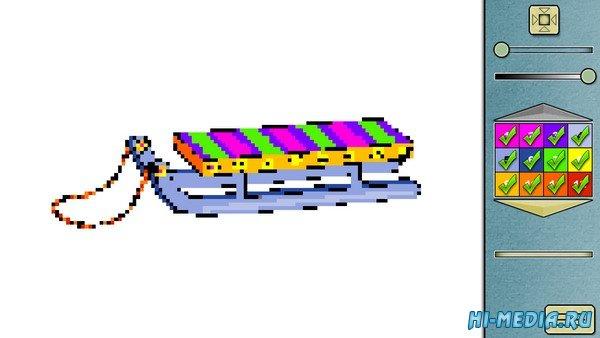 Pixel Art 19 (2020) RUS