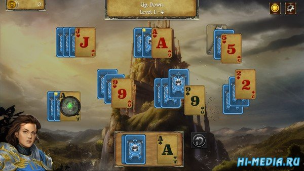 Legends of Solitaire 3: Diamond Relic (2020) ENG