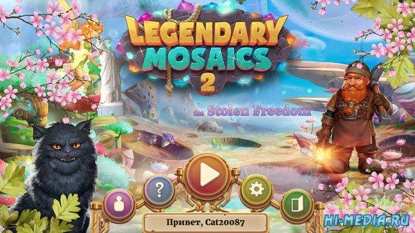 Legendary Mosaics 2: The Stolen Freedom (2020) RUS