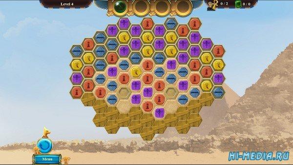 Ancient Wonders: Pharaoh's Tomb (2020) ENG