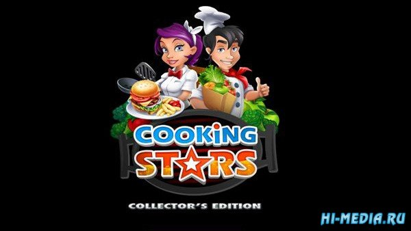 Cooking Stars Collector's Edition (2020) RUS