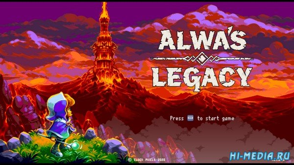 Alwas Legacy (2020) ENG