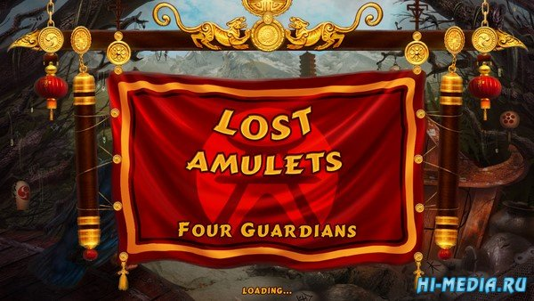 Lost Amulets 3: Four Guardians (2020) ENG