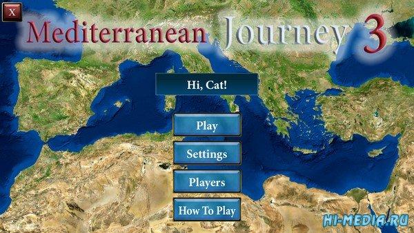 Mediterranean Journey 3 (2020) ENG
