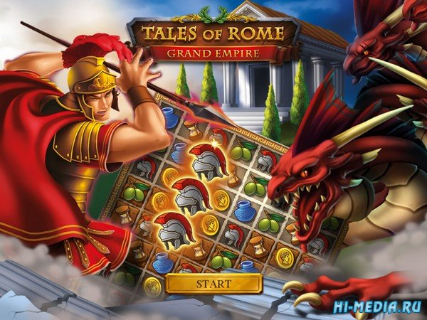 Tales of Rome: Grand Empire (2020) ENG