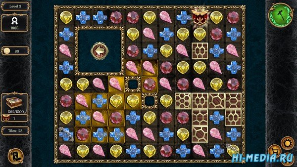 Jewel Match: Origins. Palais Imperial Collector's Edition (2020) ENG