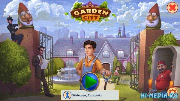 Garden City (2020) ENG