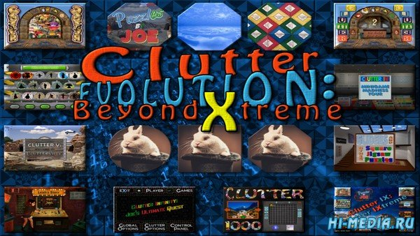 Clutter Evolution: Beyond Xtreme (2020) ENG
