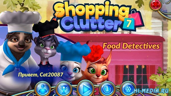 Shopping Clutter 7: Food Detectives (2020) RUS