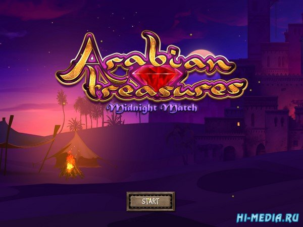 Arabian Treasures: Midnight Match (2020) ENG