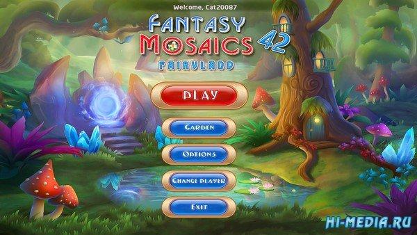 Fantasy Mosaics 42: Fairyland (2020) ENG