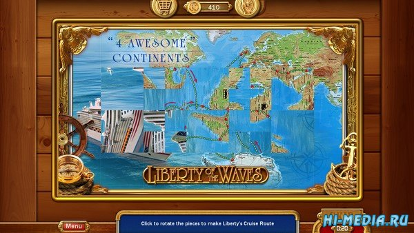 Vacation Adventures: Cruise Director 7 Collector's Edition (2020) ENG