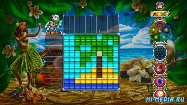 Rainbow Mosaics 14: Hawaiian Vacation (2020) ENG