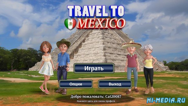 Travel to Mexico (2020) RUS