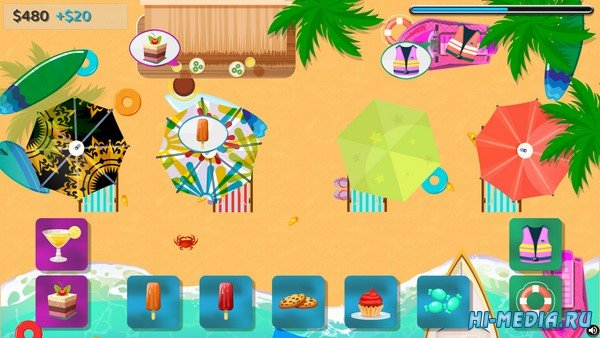 Beach Love Shop (2020) ENG