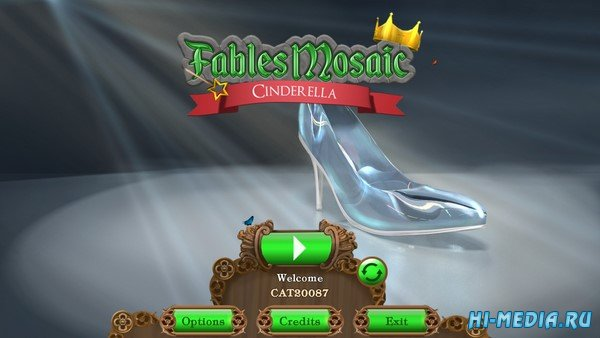 Fables Mosaic 3: Cinderella (2020) ENG