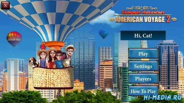 Summer Adventure: American Voyage 2 (2020) ENG