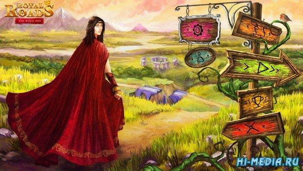 Дороги королевства 2: Волшебная шкатулка Коллекционное издание (2020) RUS