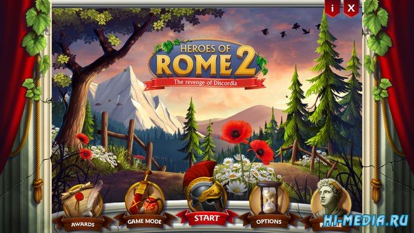Heroes of Rome 2: The Revenge of Discordia (2020) ENG