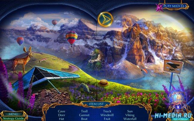 Лабиринты мира 12: Сердца планеты Коллекционное издание (2020) RUS