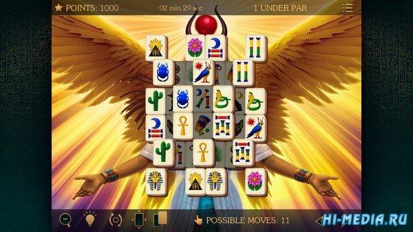 Art Mahjong Egypt: New Worlds (2020) ENG