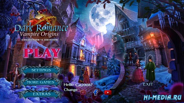 Dark Romance 13: Vampire Origins Collectors Edition (2020) ENG