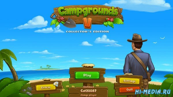 Campgrounds V Collector's Edition (2020) ENG