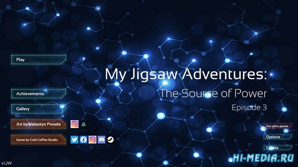 My Jigsaw Adventures 3: The Source of Power (2020) ENG