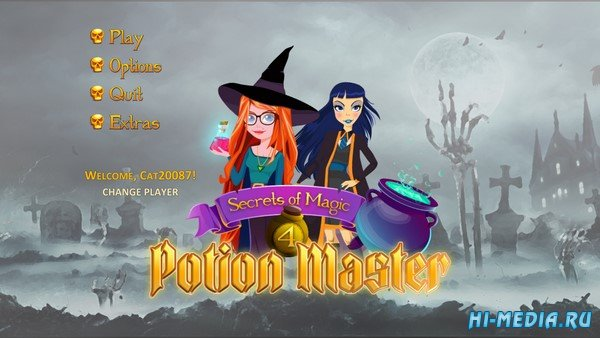 Secrets of Magic 4: Potion Master (2020) ENG