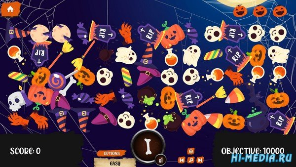 Halloween: The Twelve Cards Curse (2020) ENG