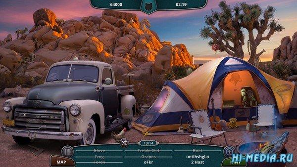 Vacation Paradise: California (2020) ENG