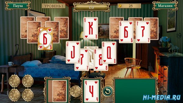 Detective Notes: Lighthouse Mystery Solitaire (2020) RUS