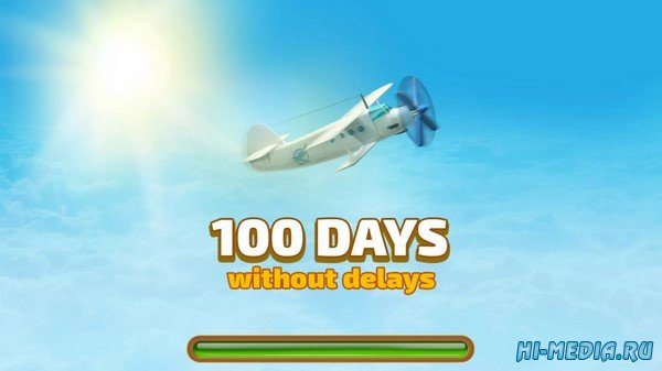 100 Days without delays (2020) ENG