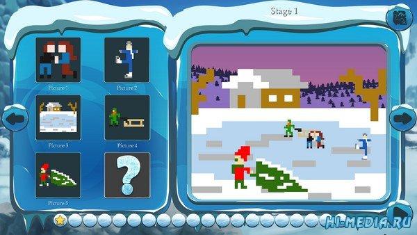 Time Twins Mosaics 4: Winter Splash (2020) ENG