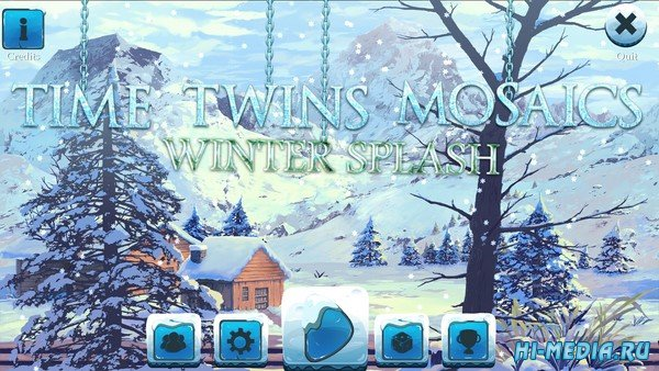 Time Twins Mosaics 4: Winter Splash (2020) ENG